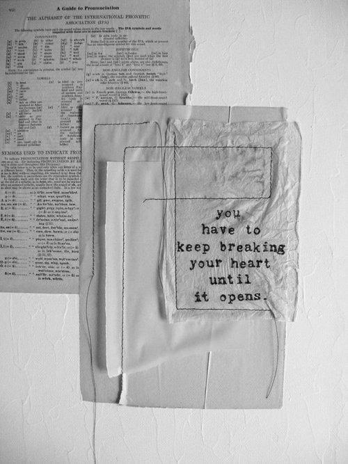 keep breaking your heart