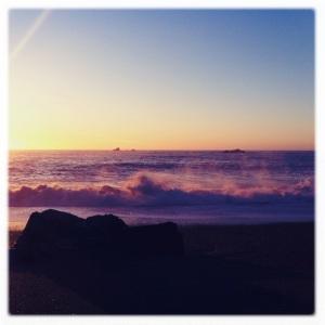 Pacific Sundown Nov12