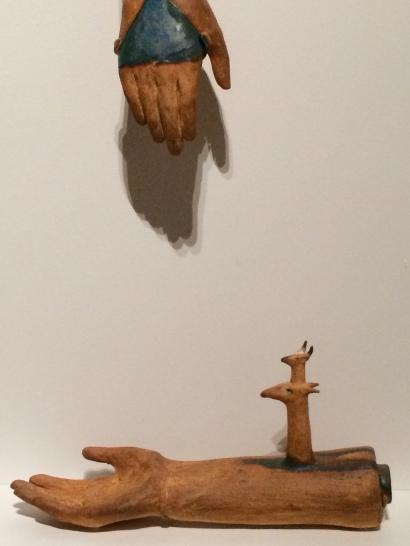 Divining Gloves by Ako Castuera