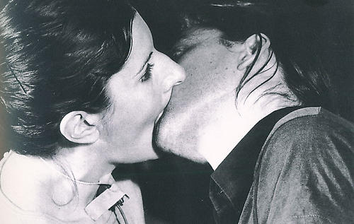 Marina Abramovic & Ulay, Breathing in - Breathing out, 1977