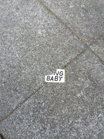 """""""NG BABY"""" May14"""
